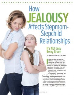 Stepmom Jealousy