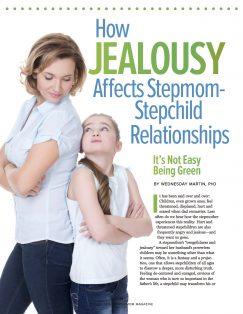Stepmom Jealousy