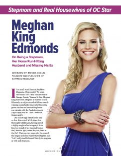 Meghan King Edmonds Stepmom