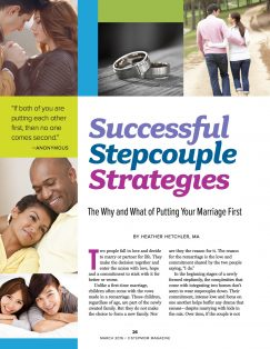 Stepcouple Strategies
