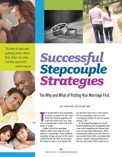 Stepcouple Strategies