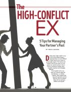 High Conflict Ex Wife