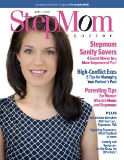 StepMom Magazine April 2016