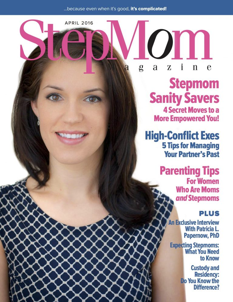 StepMom Magazine April 2016