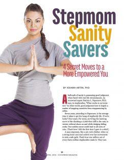 Stepmom Sanity Savers
