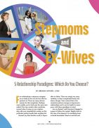 Stepmoms and Ex-wives