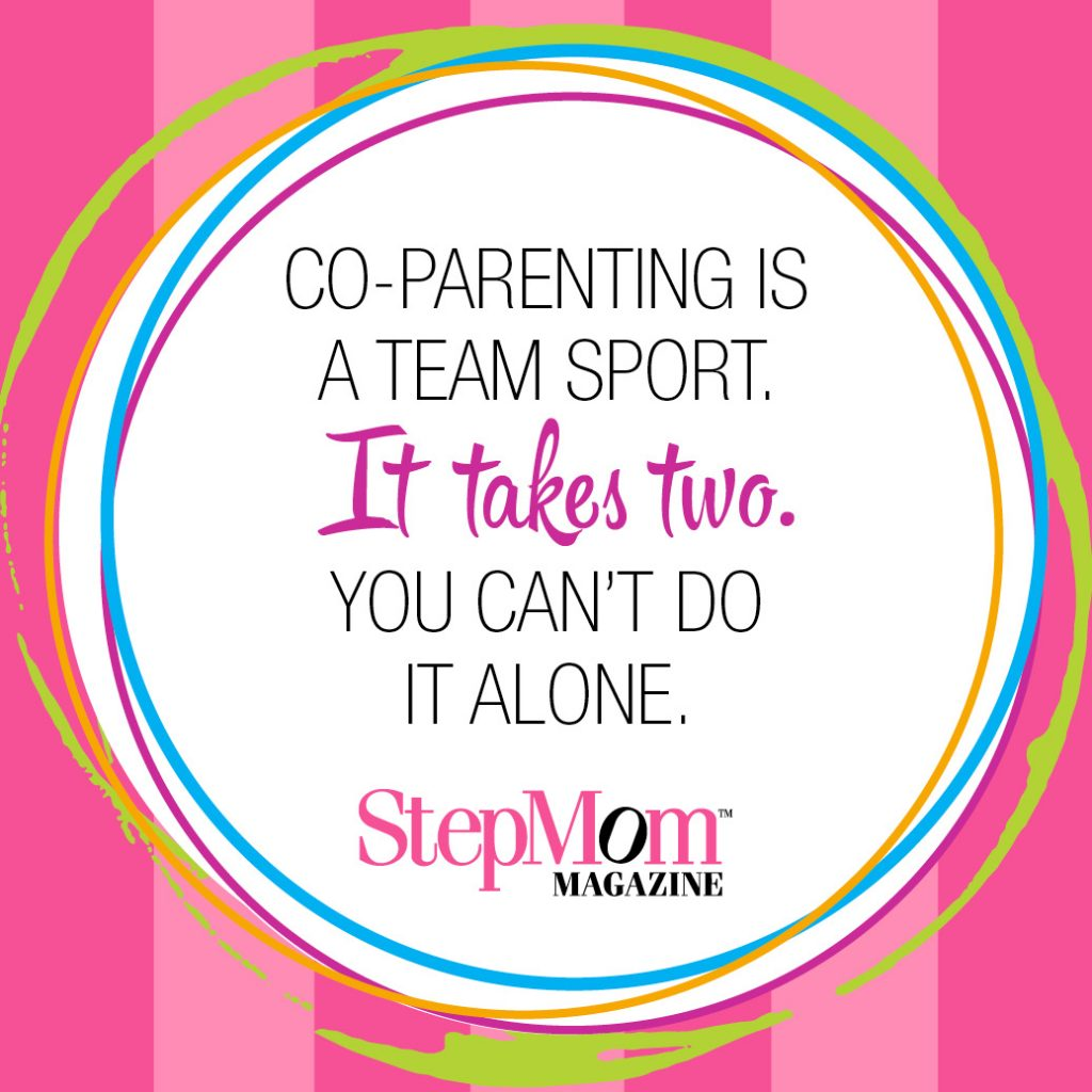 Stepmom Co-Parenting