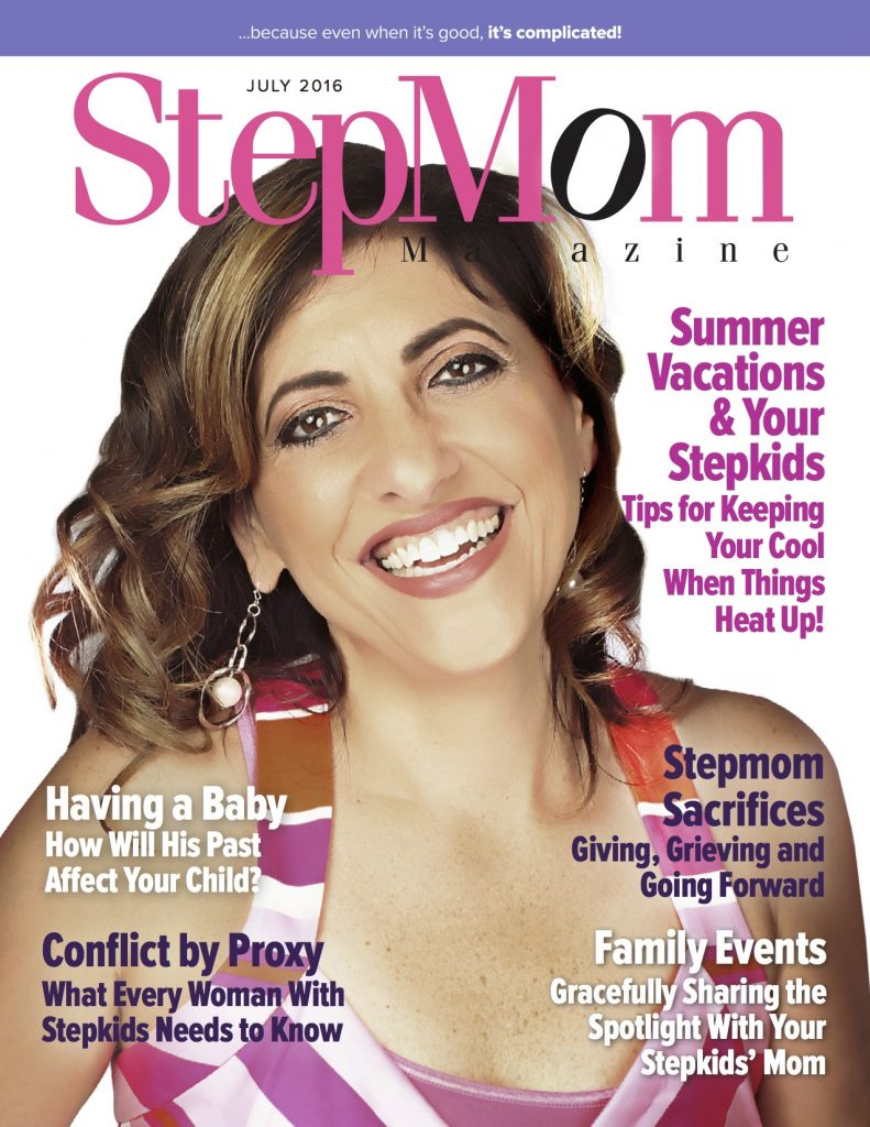 StepMom Magazine July 2016