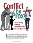 Stepmom Conflict by Proxy