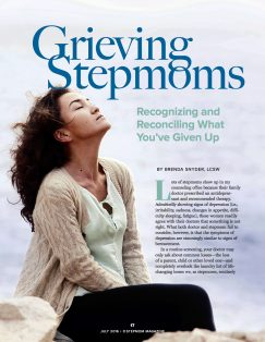 Stepmom Grief