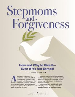 Stepmoms and Forgiveness