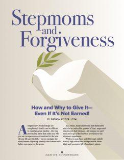 Stepmoms and Forgiveness