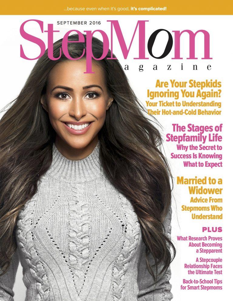 September 2016 Issue StepMom Magazine