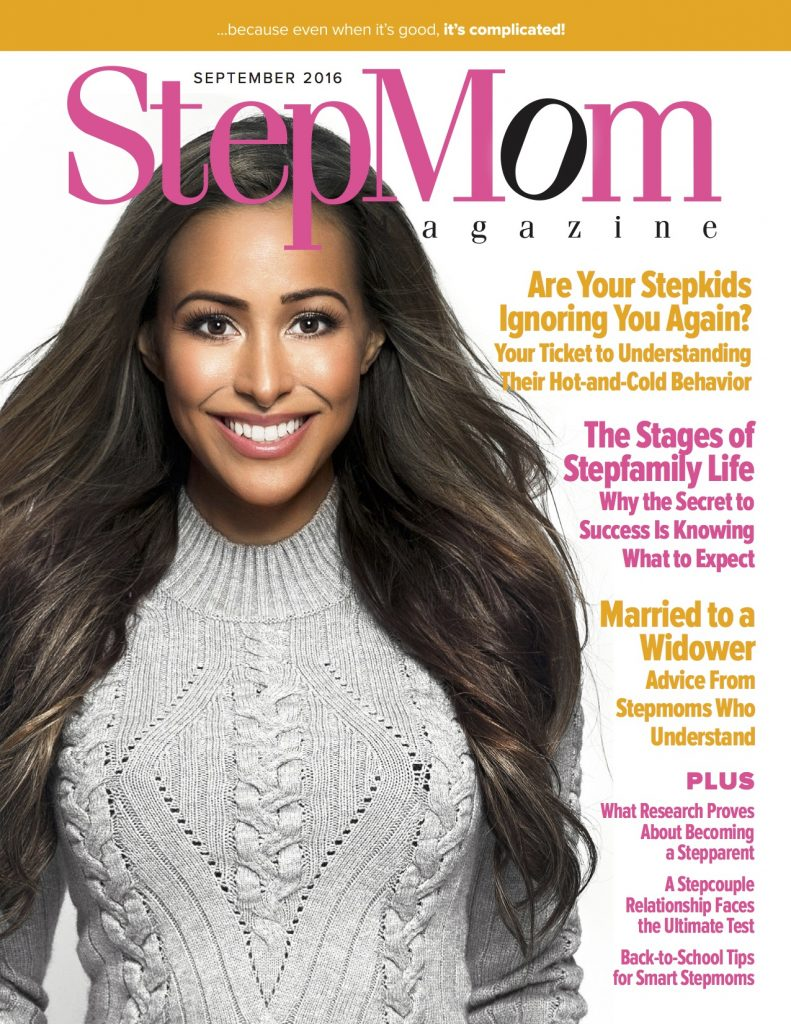 September 2016 Issue StepMom Magazine