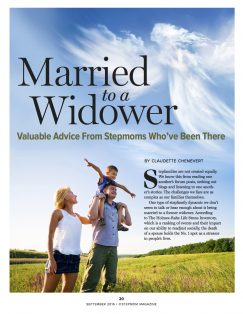 Stepmoms and Widowers