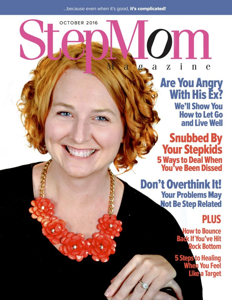 Stepmom Magazine October 2016