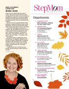 StepMom Magazine October 2016 TOC2