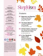 StepMom Magazine October 2016 TOC