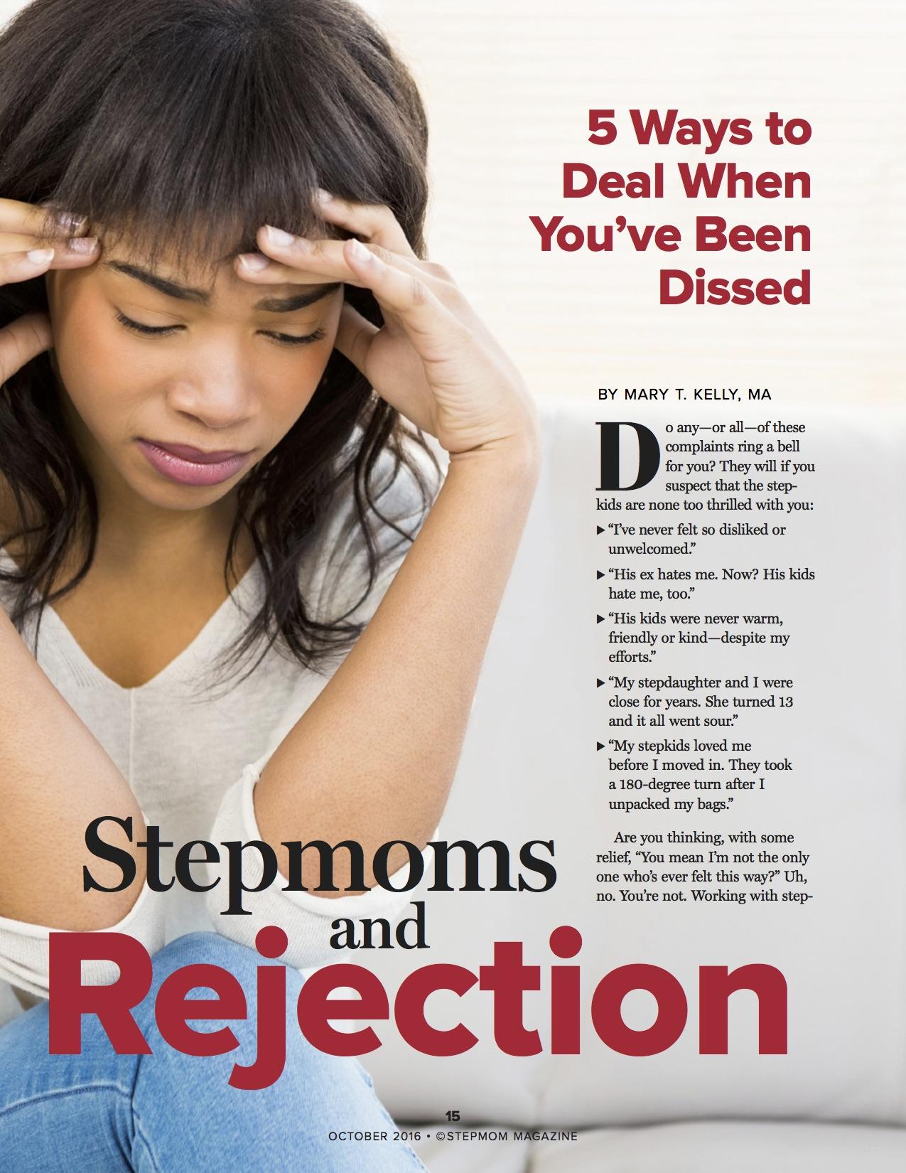 Online Magazine For Stepmoms