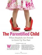 Parentified Stepchildren