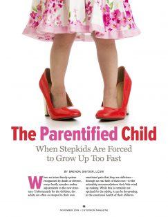 Parentified Stepchildren