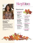 StepMom Magazine November 2016 TOC2