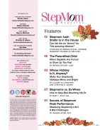 Stepmom Magazine Nov 2016 TOC1