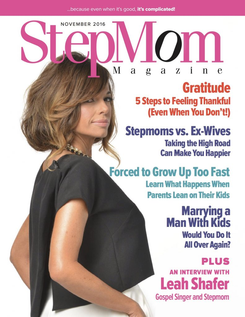 StepMom Magazine November 2016