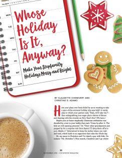 Stepfamily Holidays