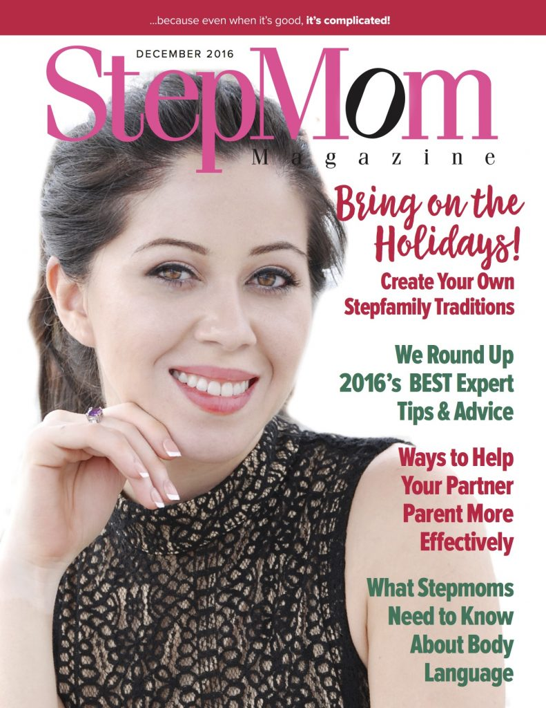 StepMom Magazine December 2016