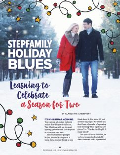 Stepfamily Holiday