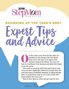 Stepmom Advice