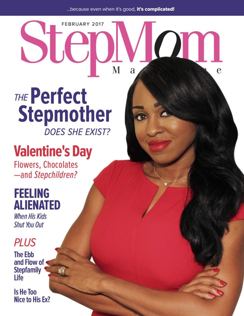 StepMom Magazine February 2017 Cover