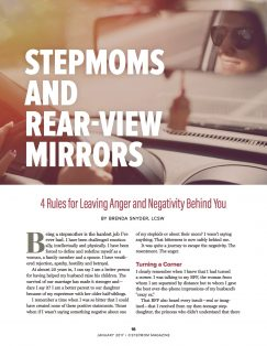 Stepmoms and Rear-View Mirrors
