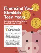 Stepkids and Money