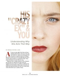 His Crazy Ex - StepMom Magazine