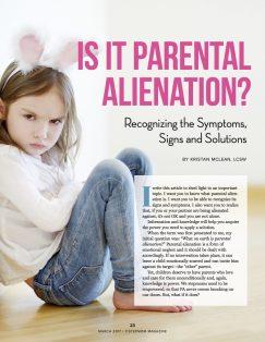 Parental Alienation - StepMom Magazine
