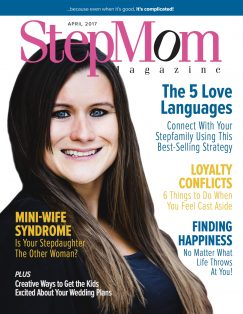 Stepmom Magazine April 2017