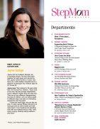 StepMom Magazine April TOC2