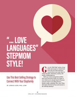 Love Languages - Stepmom Style