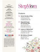 StepMom Magazine May 2017 TOC2