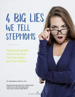 Lies we tell stepmoms