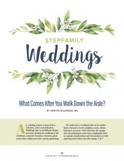 Stepfamily Weddings