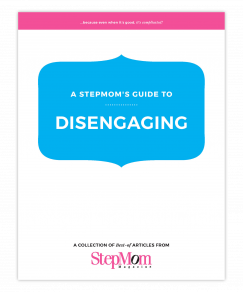 Disengaging Stepmom