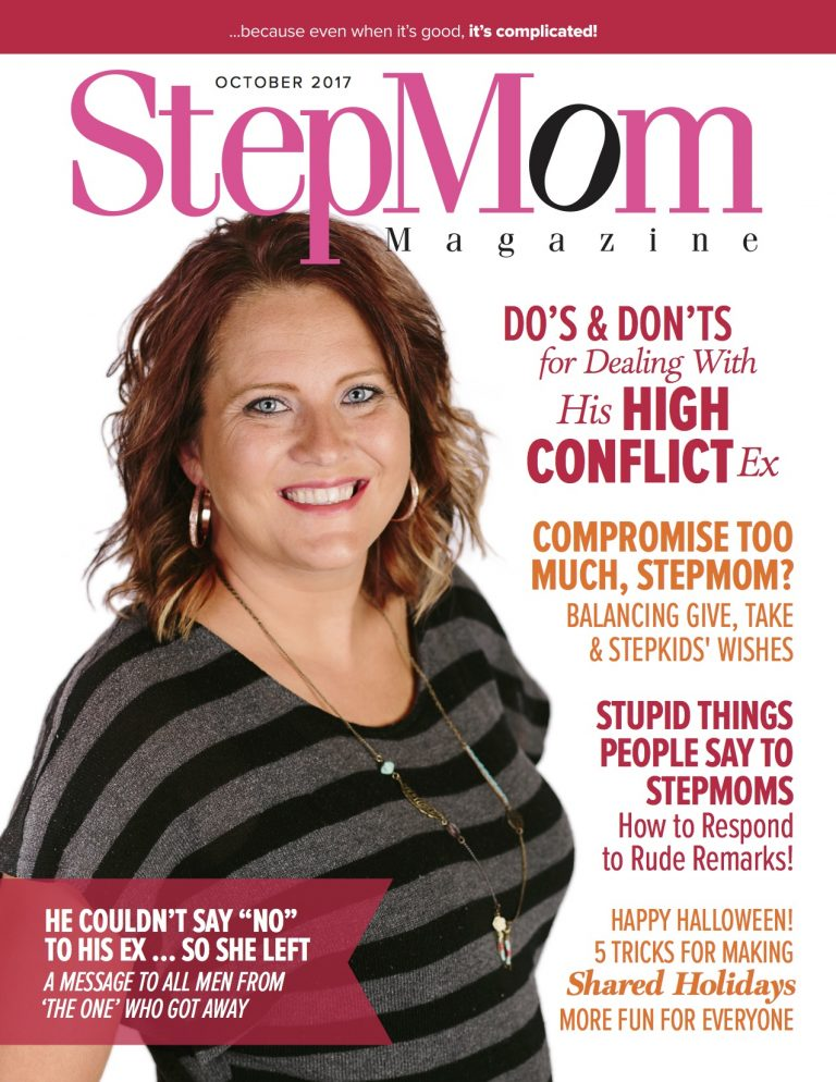 StepMom Magazine October 2017