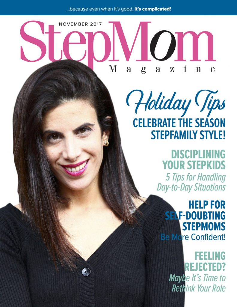 StepMom Magazine November 2017