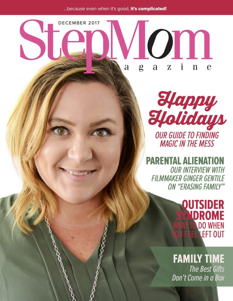 StepMom Magazine December 2017