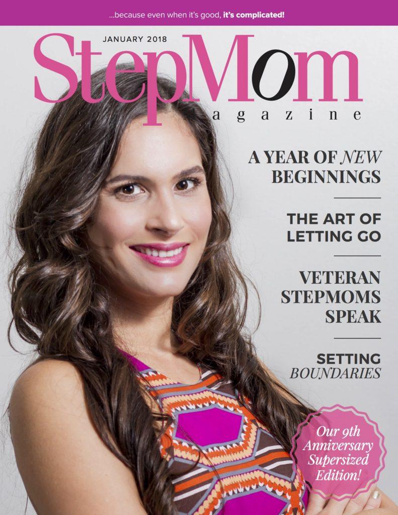 StepMom Magazine January 2018
