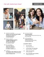 StepMom Magazine January Toc2