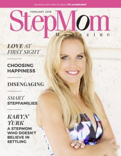 StepMom Magazine February 2018